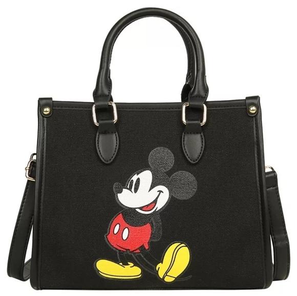 COPY - Cute Mickey Mouse waterproof PU Leather bag